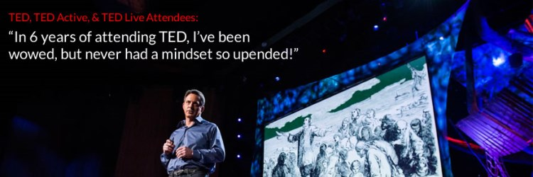 Dan Pallotta TED Charity