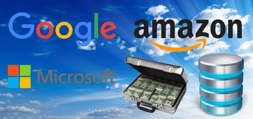 Amazon Glacier vs Google Nearline vs Azure Storage - Cloud Based Enterprise Data Archival Costs